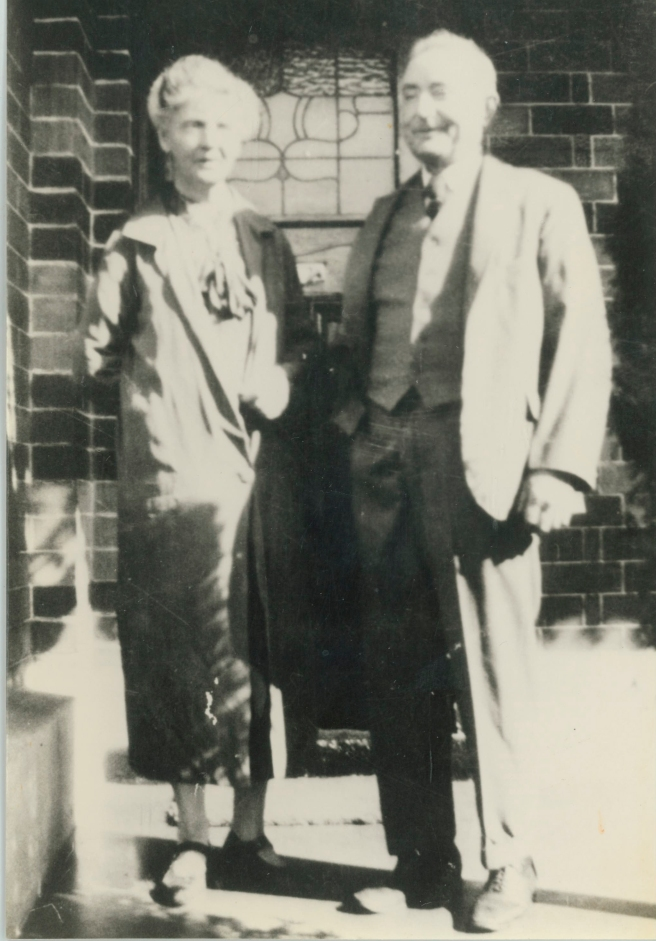 George and Annie Martin Jarvie Street East Brunswick